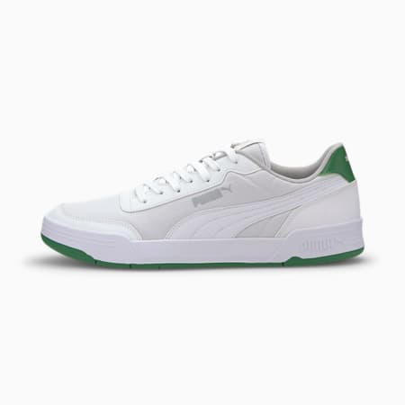 Caracal Style Sneakers, P.White-P.White-Amazon Green, small-IND