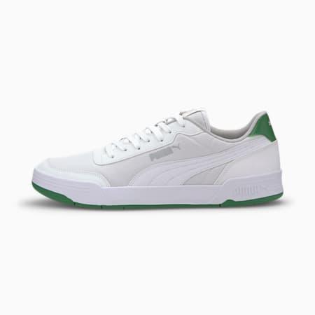 Caracal Style Trainers, Puma White-Puma White-Amazon Green, small-SEA