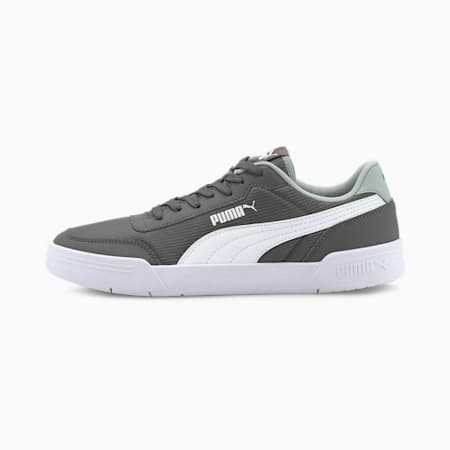 Caracal Style Sneakers, Ultra Gray-Puma White, small-IND