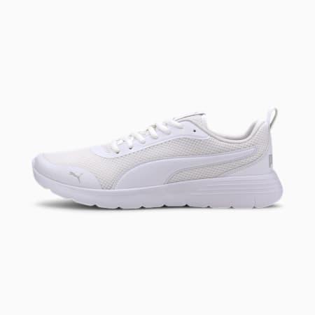 Flex Renew Shoes, Puma White-Gray Violet, small-IND