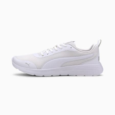 Flex Renew Shoes, Puma White-Gray Violet, small-IND
