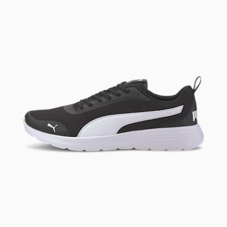 Flex Renew Shoes, Puma Black-Puma White, small-IND