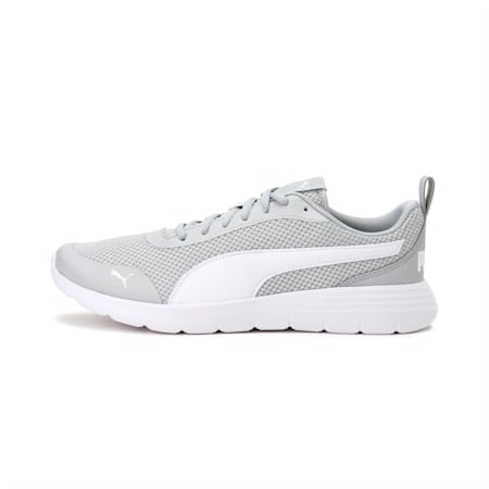 Flex Renew Shoes, High Rise-Puma White, small-IND