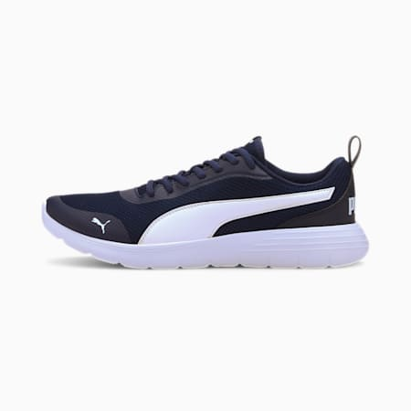 Flex Renew Shoes, Peacoat-Puma White, small-IND