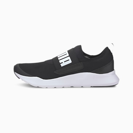Wired Slip On Shoes, Puma Black-Puma White, small-IND