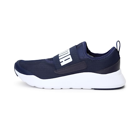 Wired Slip On Shoes, Peacoat-Puma White, small-IND