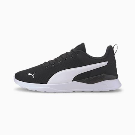 Anzarun Lite Trainers, Puma Black-Puma White, small
