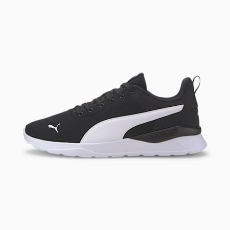 Anzarun Lite Trainers, Puma Black-Puma White, small-GBR