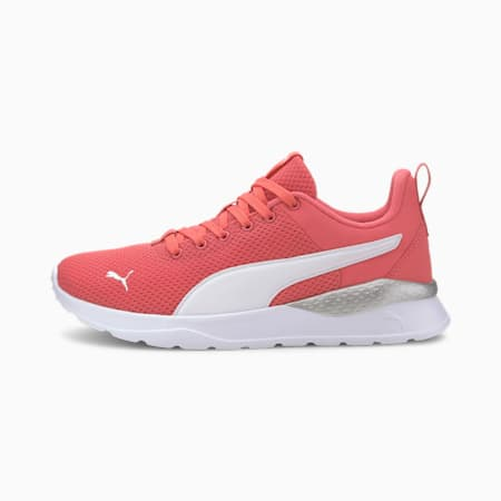 Anzarun Lite Sneakers, Sun Kissed Coral-Puma White, small-IND
