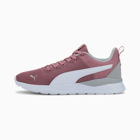 Anzarun Lite Unisex Sneakers, Foxglove-Puma White-Gray Violet, small-IND