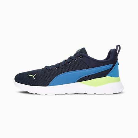 Anzarun Lite Unisex Sneakers, Peacoat-Star Sapphire-Sharp Green, small-IND