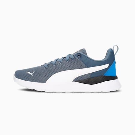 Anzarun Lite Unisex Sneakers, China Blue-Puma White, small-IND