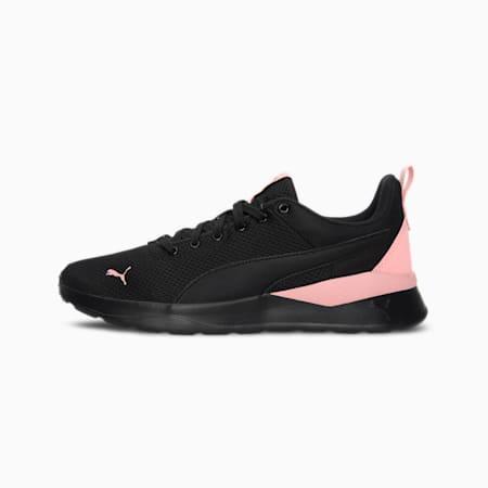 Anzarun Lite Unisex Sneakers, Puma Black-Puma Black-Bridal Rose, small-IND