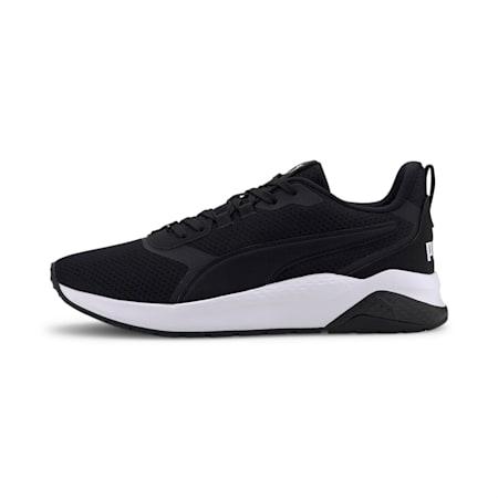 Anzarun FS Unisex Shoes, Puma Black-Puma White, small-IND