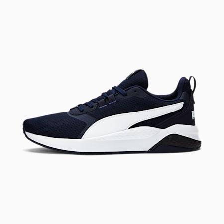 Anzarun Formstrip Men's Sneakers, Peacoat-White-White, small