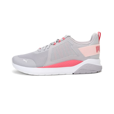 Anzarun Unisex Sneakers, Raindrops-Sun Kissed Coral, small-IND