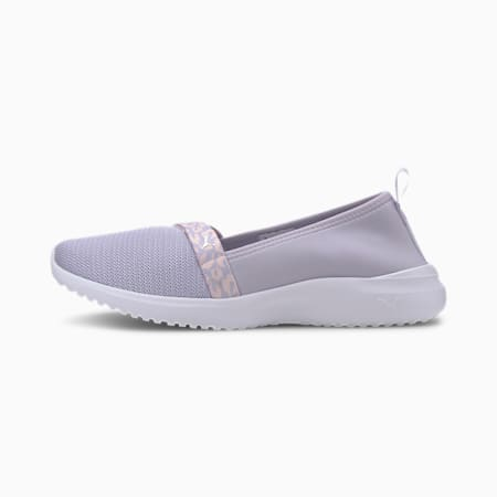 Adelina Blossom Women's Sneakers, PurpleHeat-Rosewter-Slvr-Wht, small-IND
