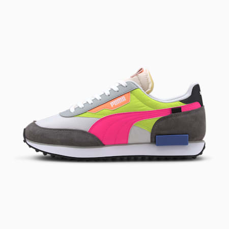 Scarpe da ginnastica Future Rider Play On, P.White-CASTLEROCK-Yellow Al, small