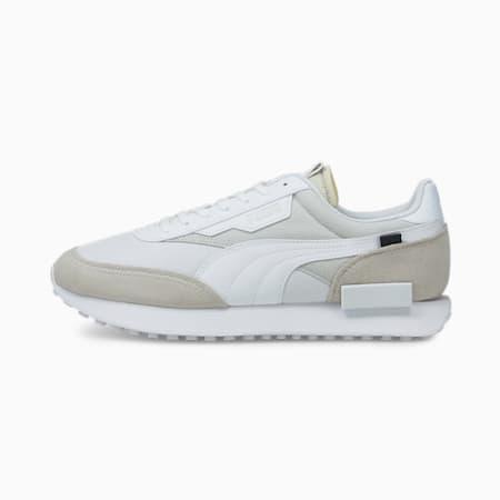 Rider Play On Sneaker, Puma White-Puma White, small