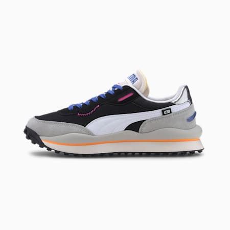 Scarpe da ginnastica Style Rider Play On, P.Black-Hgh Rise-Gray Violet, small