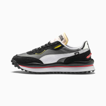 Style Rider Play On Trainers, Black-White-CASTLEROCK, small