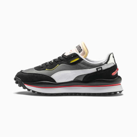 Style Rider Play On Trainers, Black-White-CASTLEROCK, small-GBR