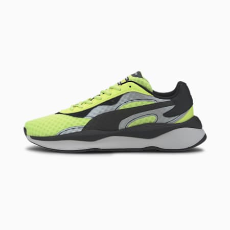 RS-PURE Vision Laufschuhe, Fizzy Yellow-Puma Silver, small