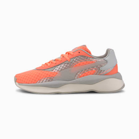 Basket RS PURE Vision, Nrgy Peach-Puma Silver, small