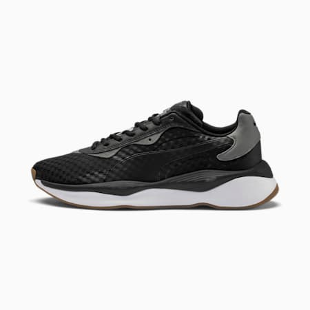 RS-PURE Vision Trainers, Puma Black-CASTLEROCK, small
