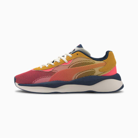 RS-PURE Motion Sneakers, Dark Denim-Ignite Pink, small-IND