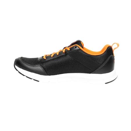 Movemax IDP Running Shoe, Puma Black-Vibrant Orange, small-IND
