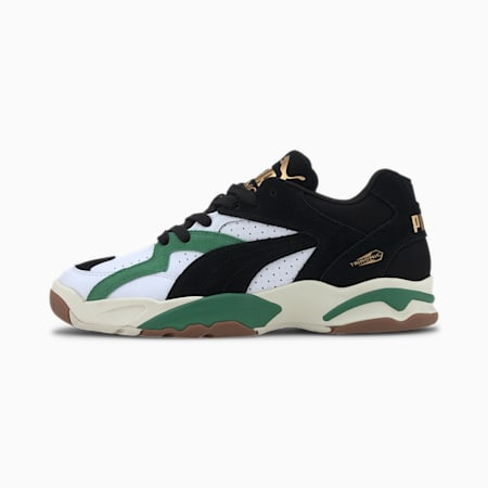 Basket Performer OG, Puma White- Black-Amazon, small