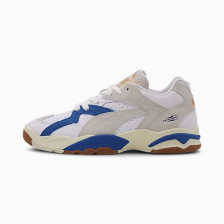 Performer OG Trainers, Puma White-Bright Cobalt-Gum, small