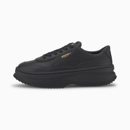 DEVA Women's Sneakers, Puma Black, small