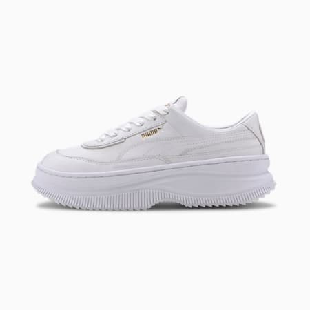 Deva Women's Trainers, Puma White, small