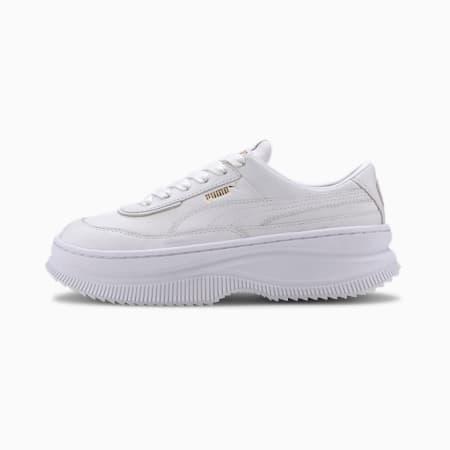 DEVA Women's Sneakers, Puma White, small