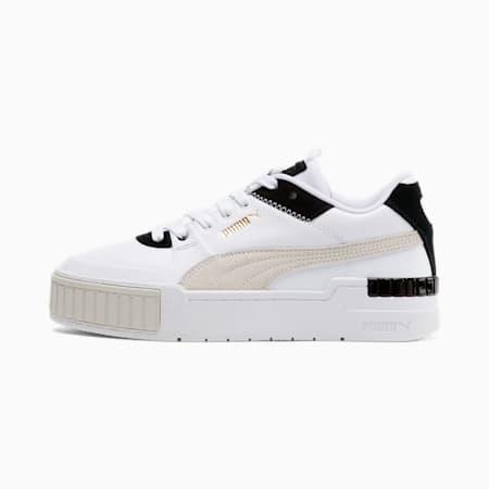 Cali Sport Women's Sneakers, Puma White-Puma Black, small