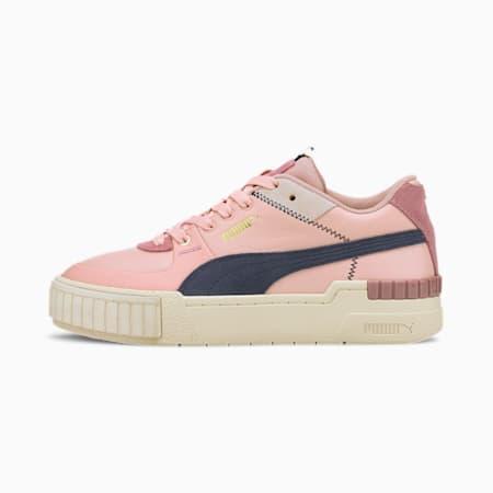 Zapatos deportivos Cali Sport para mujer, Peachskin-Whisper White, pequeño