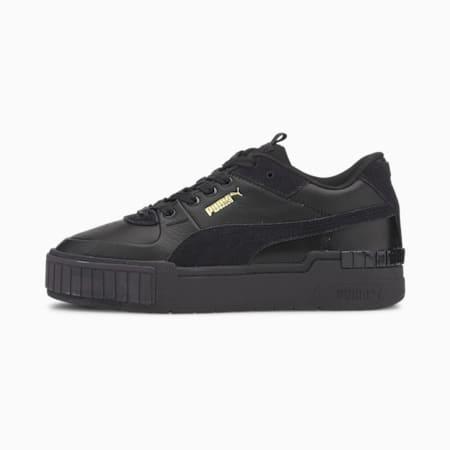 Cali Sport Mix Damen Sneaker, Puma Black-Puma Black, small
