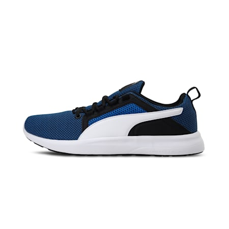Styron IDP SoftFoam Sneakers, Strong Blue-Puma White-Black, small-IND