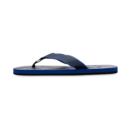 Carb GU 2 IDP  Flip Flops, Black-Galaxy Blue-DarkShadow, small-IND