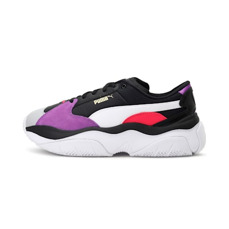STORM.Y Women's Trainers, Puma Black-Gray Violet, small-IND