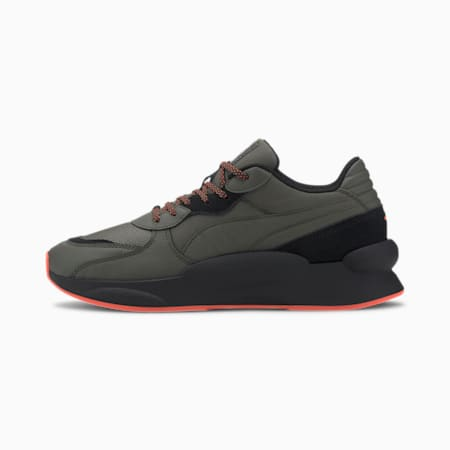 RS 9.8 Trail Trainers, Forest Night-Puma Black, small