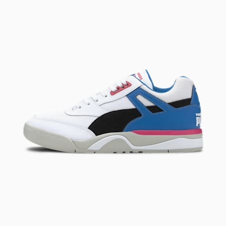Zapatos deportivos PUMA x THE HUNDREDS Palace Guardpara hombre, Puma White-Puma Black, pequeño