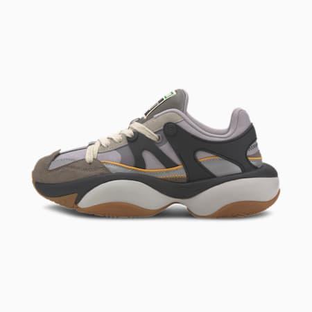PUMA x RHUDE Alteration Sneaker, Steel Gray-Drizzle, small