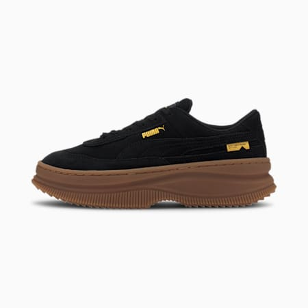 PUMA x RANDOMEVENT Deva Women's Trainers, Puma Black, small-SEA