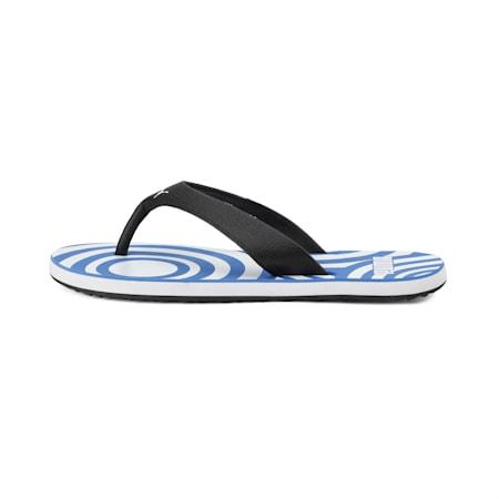 Windster IDP Sandals, Puma Royal-White-Puma Black, small-IND