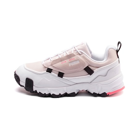 Trailfox MTS Utility Trainers, Rosewater-Puma White, small-SEA