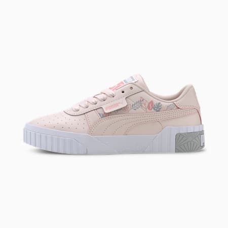 Cali Jungle Youth Mädchen Sneaker, Rosewater-Peony, small