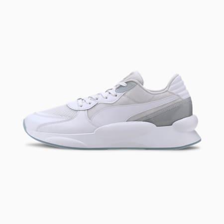 RS 9.8 Grid Sneaker, Puma White-Puma White, small